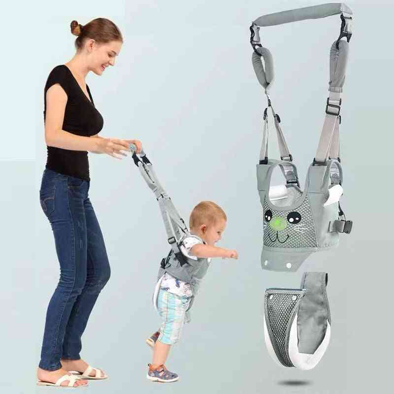 Learning To Walk- Baby Harness Backpack
