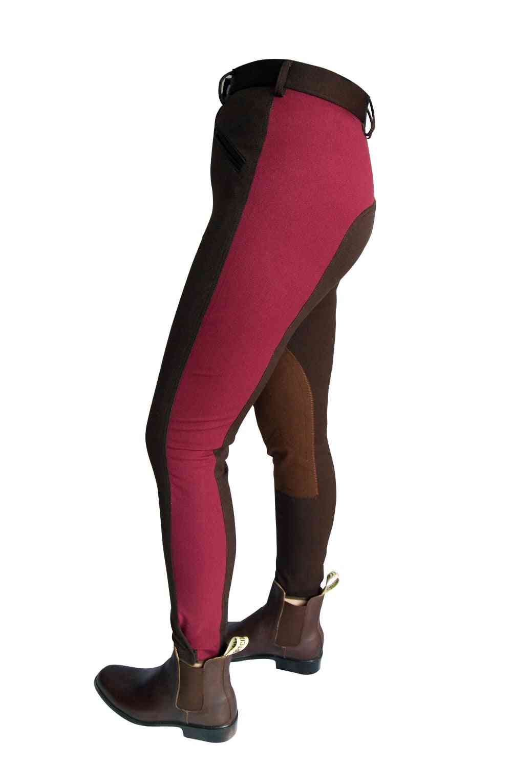 Soft Breathable Equestrian-horse Riding Women Pants
