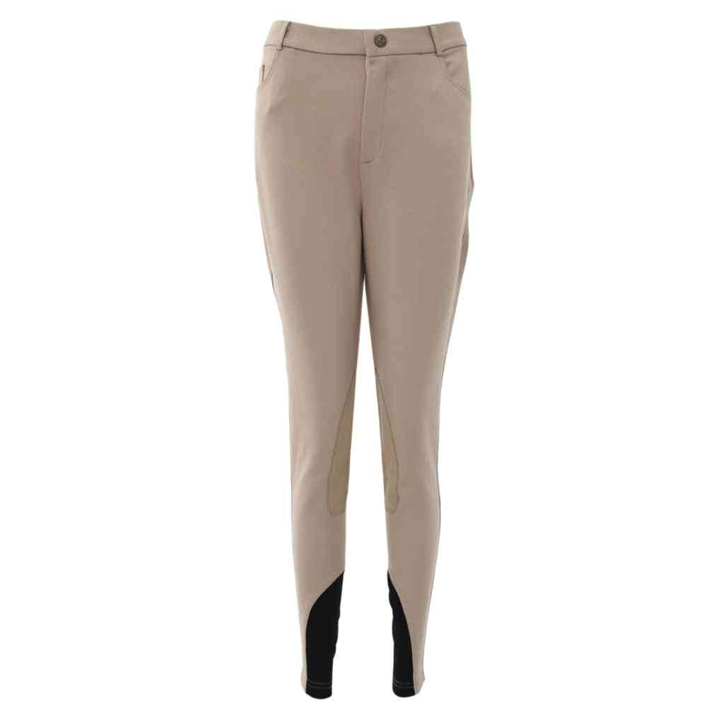Anti-slip, Stretchy And Comfortable Horse Riding Full Pants