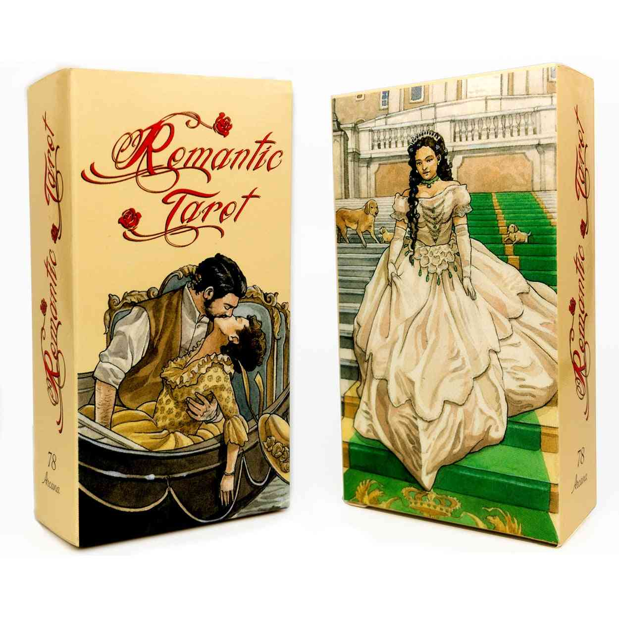 Fortune Telling Tarrot Cards-party Playing Games