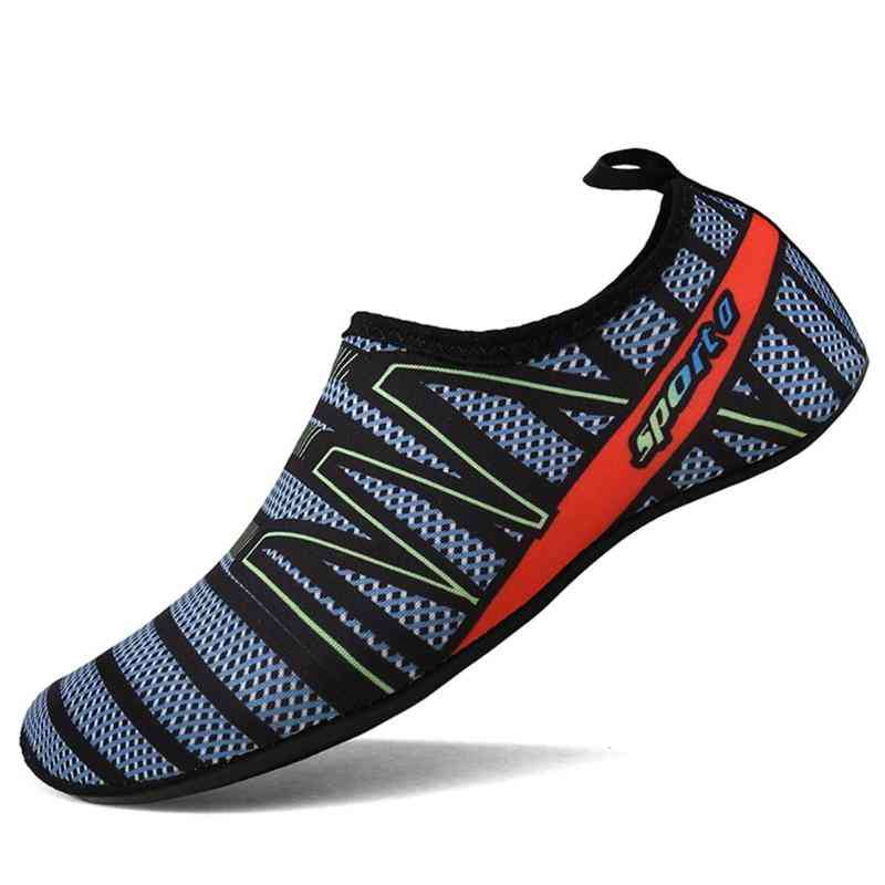 Aqua Slip-on Sneakers, Water Sports Swimming Shoes