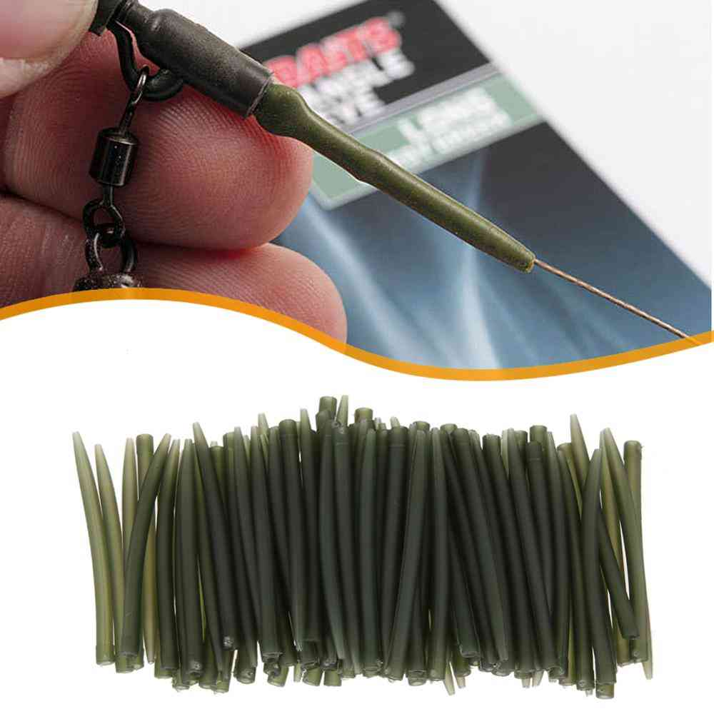 Rubber Anti Tangle Sleeves For Fishing Carp Rings