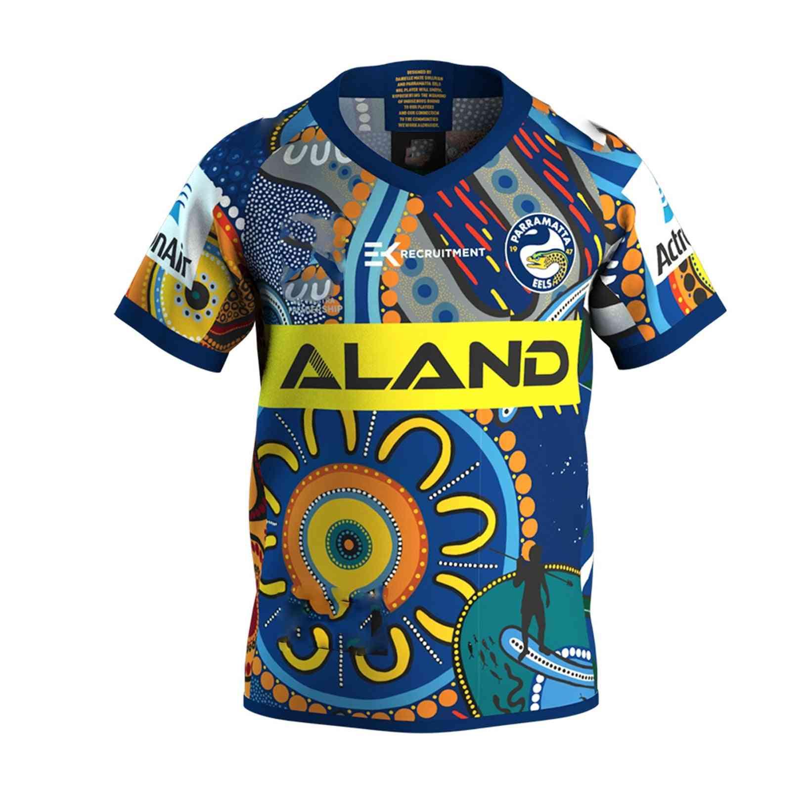 Men's Indigenous Jersey Sport T-shirt