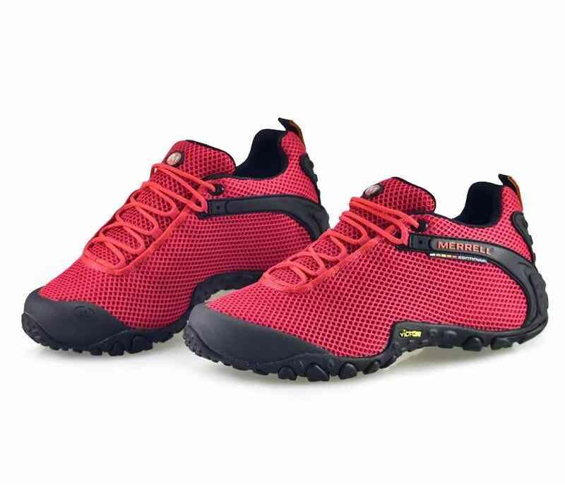 Men Breathable Camping Outdoor Sport Mesh Hiking Aqua Shoes