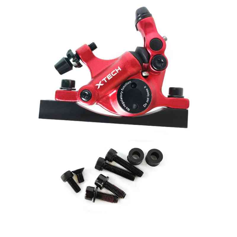 Aluminium Alloy, Hydraulic Disk Brakes, Disc Piston Parts For Electric Scooter