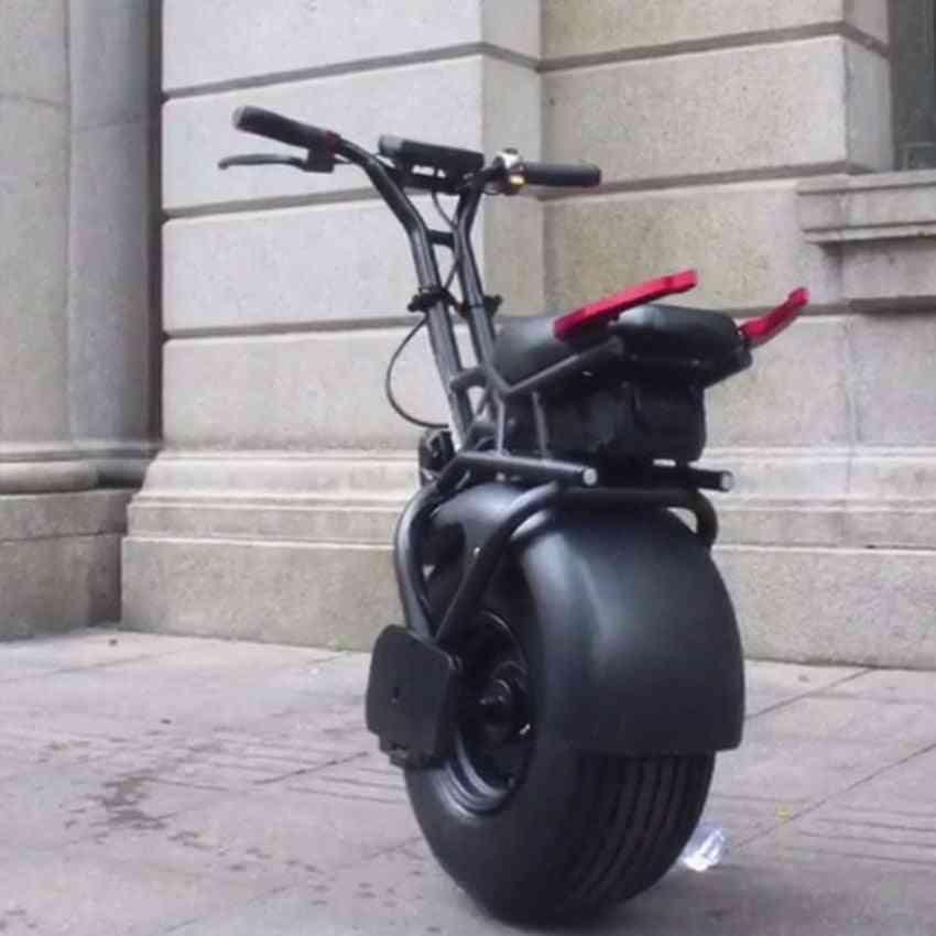 Self Balancing Electric Single Wheel Scooter