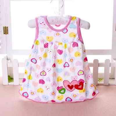 Summer Baby Fashion Infantile Cotton Dresses