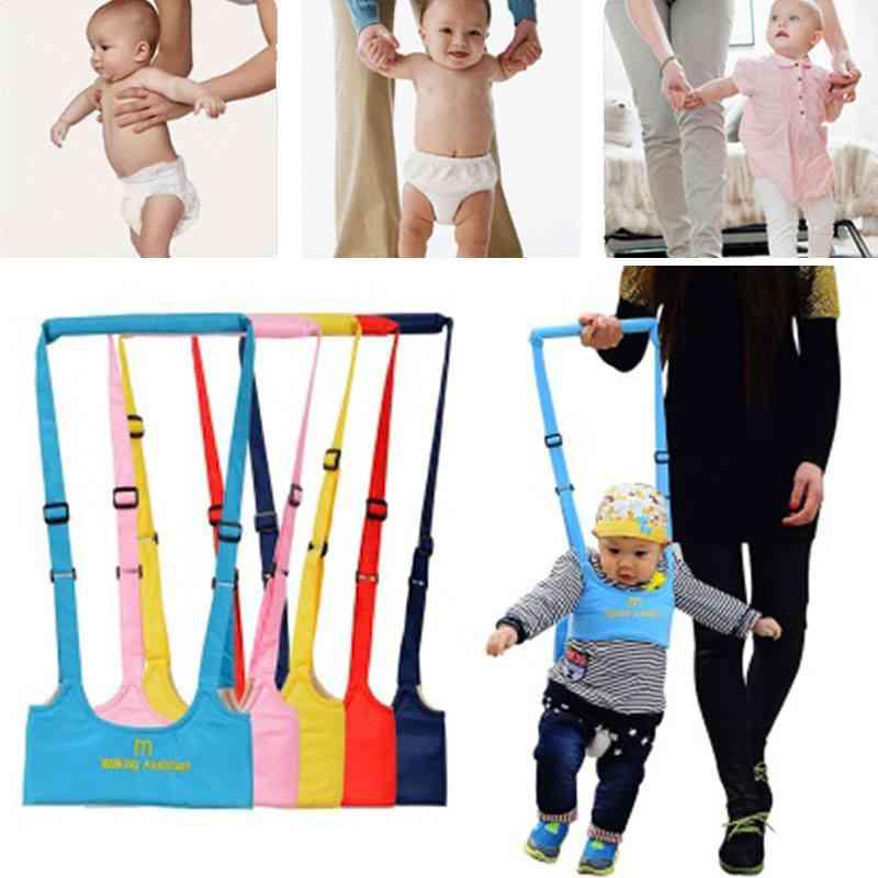 Baby Walker Harness Assistant Leash For Learning Walking Belt