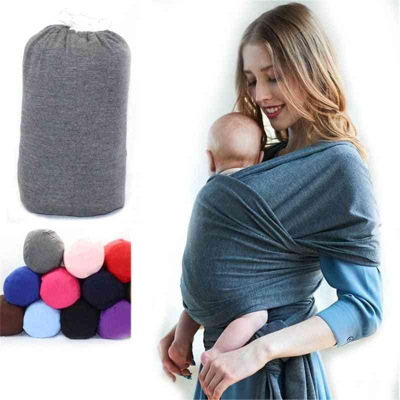 Sling Wrap Babyback Carrier Ergonomic Infant Strap