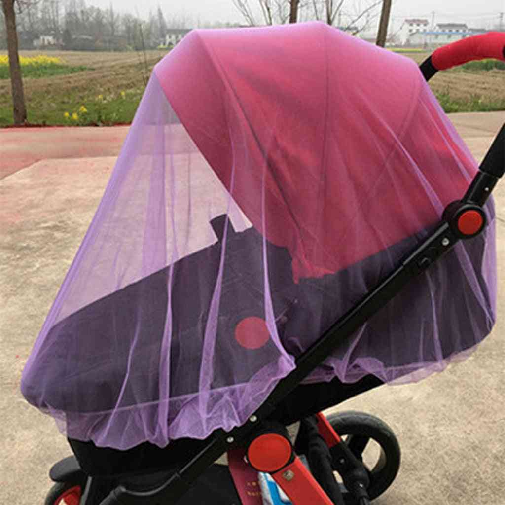 Baby Carriage Full Cover Mosquito Net, Stroller