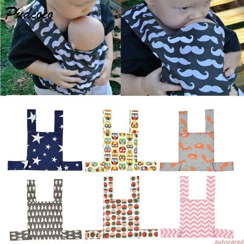 Cute Baby Doll Carrier Sling Toy