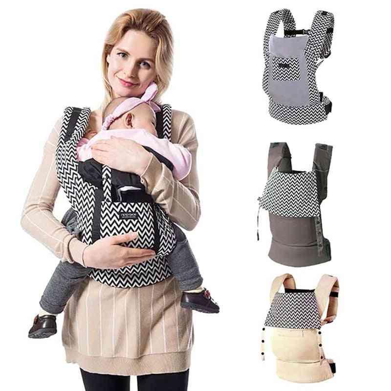Baby Wraps Ergonomic Carriers Backpacks Sling, Infant Newborn Carrying Belt