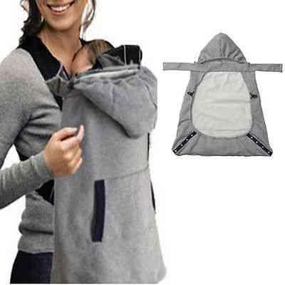 Warm Wrap Sling Baby Carrier, Windproof Backpack Blanket