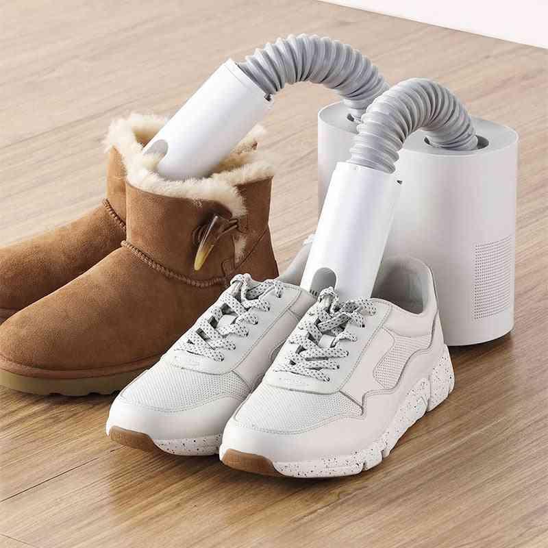 Multi-function Retractable Shoe Dryer