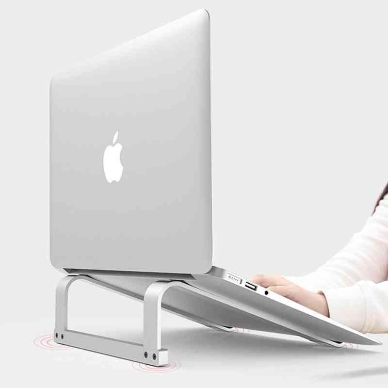 Notebook Stand Anti-slip Cooling Aluminum Alloy Foldable Adjustable Computer Bracket Radiator