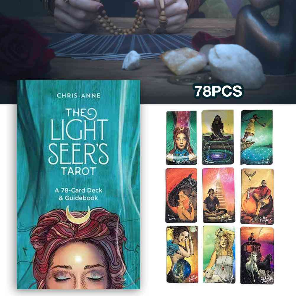 Oracle Tarot Fate Divination Card Board Game Playing Cards