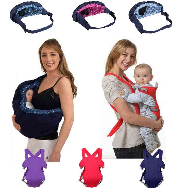 Baby Front Carrier Adjustable Wrap