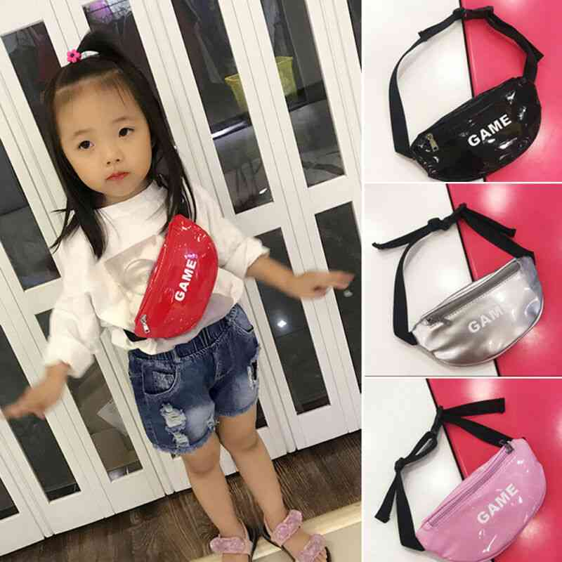Kids Outdoor Sports Pouch With Belt