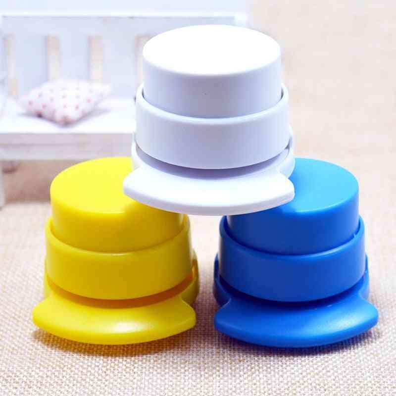 Mini Manual Stapleless Stapler-paper Binder
