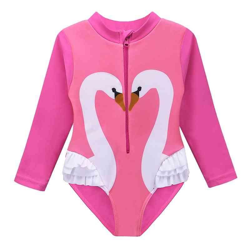 Baby Swimwear Long Sleeve Swimsuit, Bathing Suit