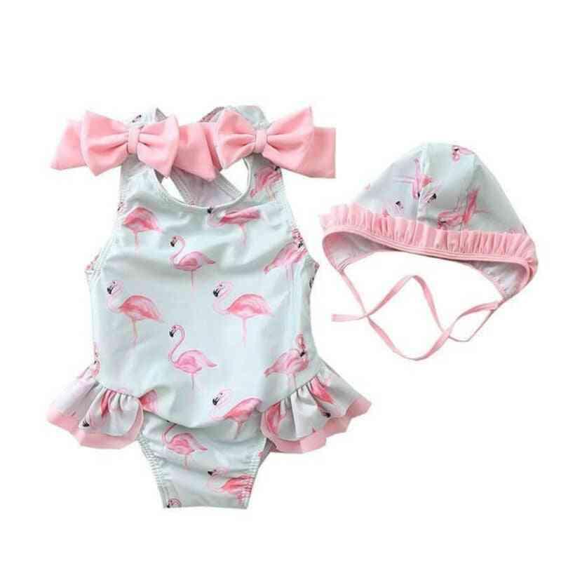 Baby Bikini Swimming Swimwear Swimsuit