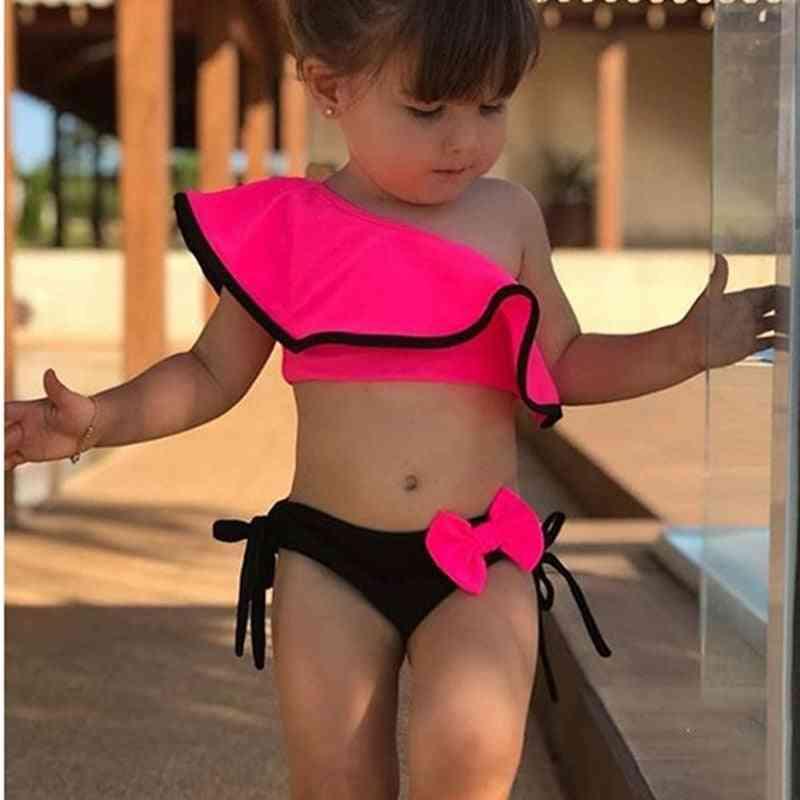 Summer Baby Girl Swimsuit, Swimwear Water Sports Beach Bathing