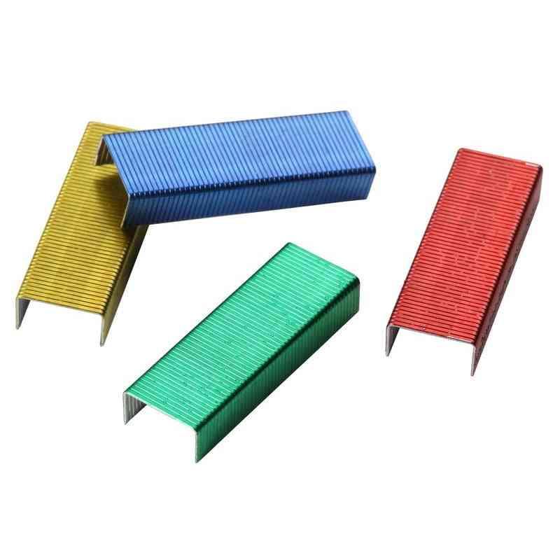 Metal 24/6 Staples, School Paper Stapler Office Stationery School Supplies
