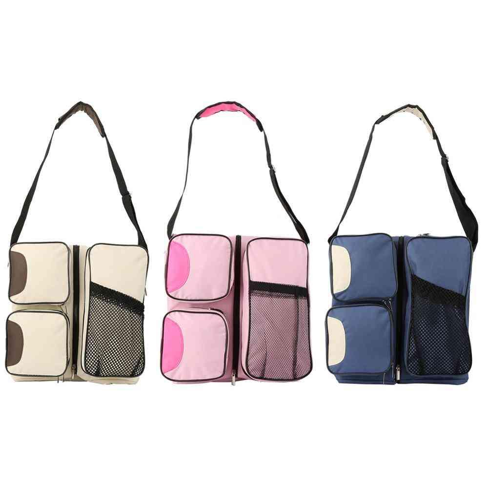 Changing Diapers Foldable Shoulder Bag