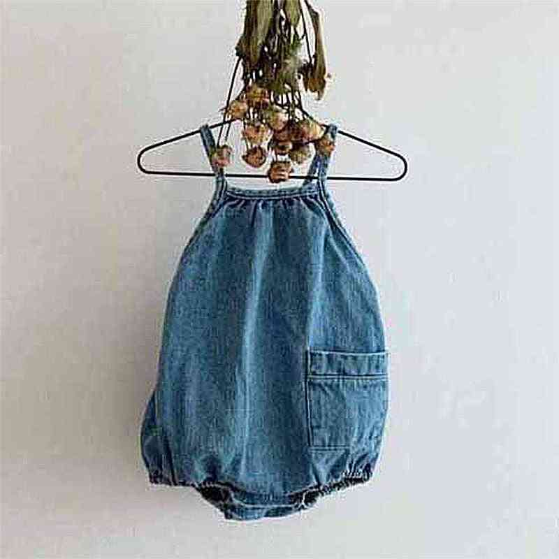 Overalls Cute Baby Boy Clothes, Summer Infant Shortdungaree