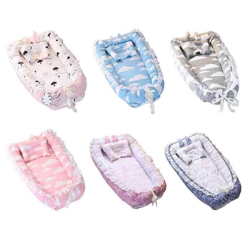 Portable Baby Sleep Nest Bed