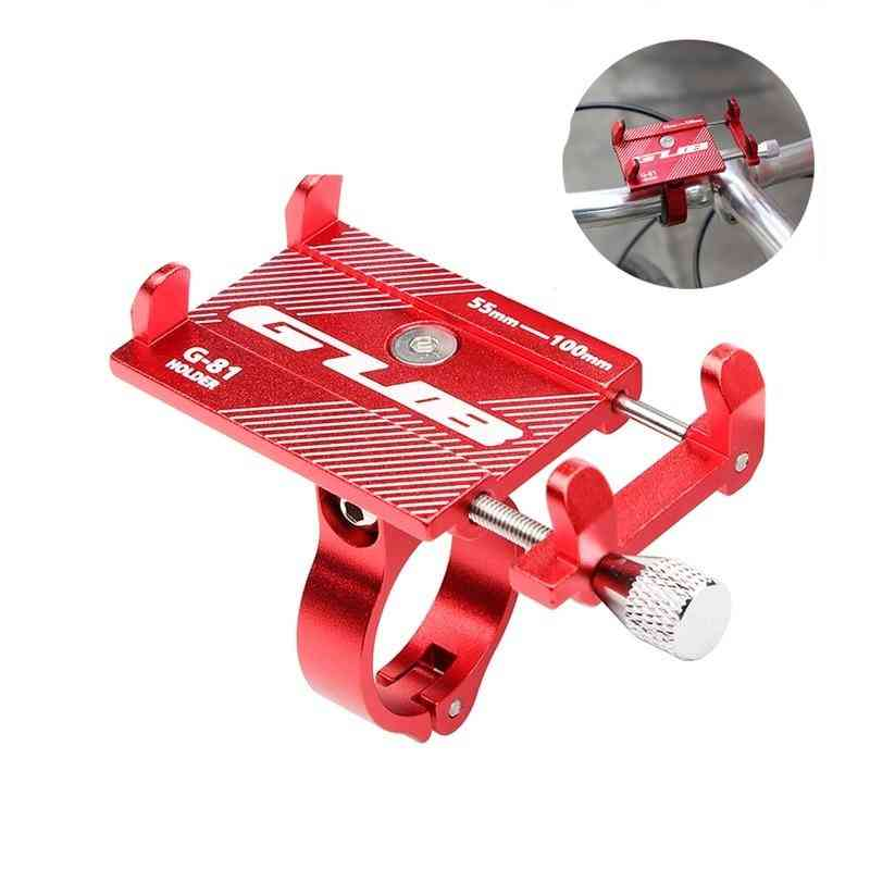 Aluminum Bicycle Phone Holder For Smartphone