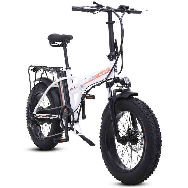 48v 500w  Foldable Electric Bicycle