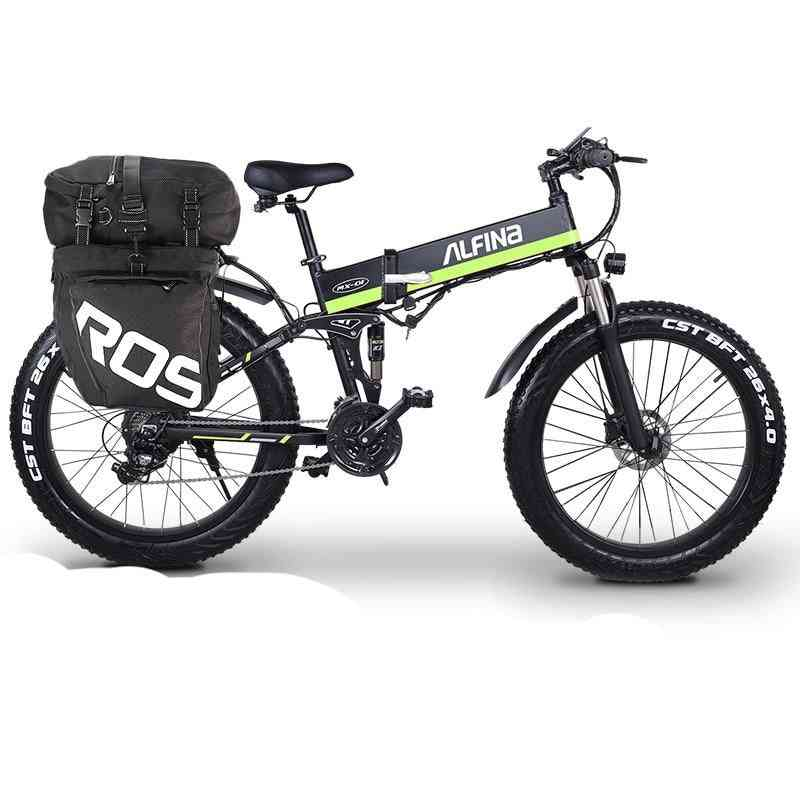 1000w Motor, 48 V Battery Super Neve Snow - Electric Bicycle