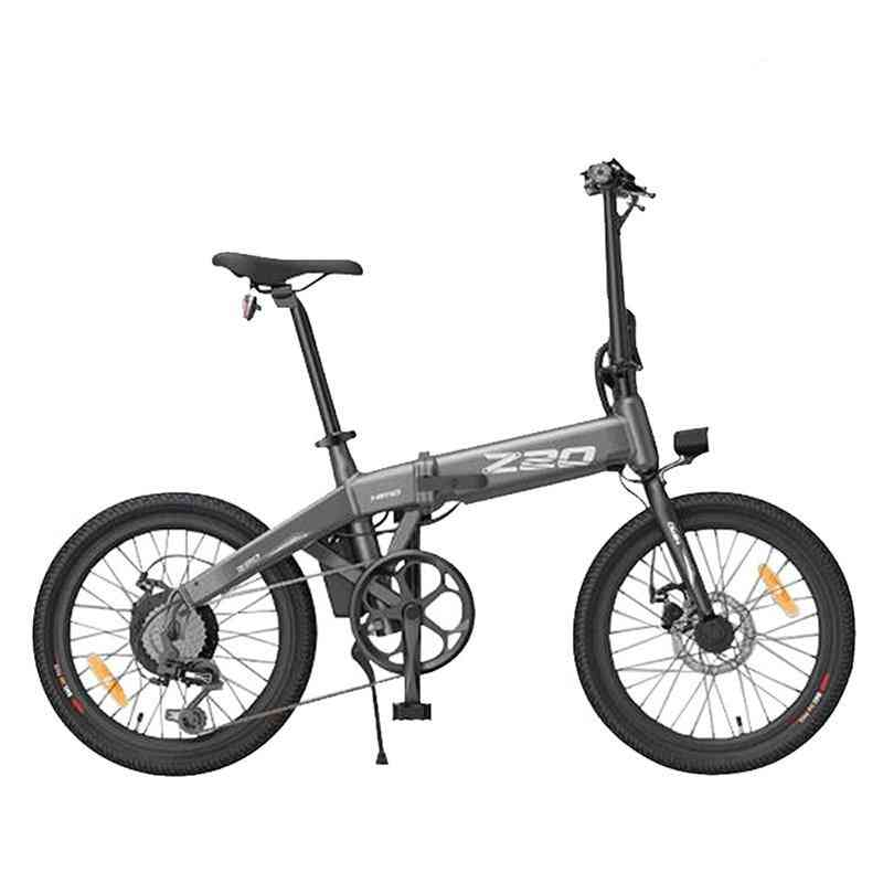 36v 250w Dc Motor Electric Bicycle Folding Design