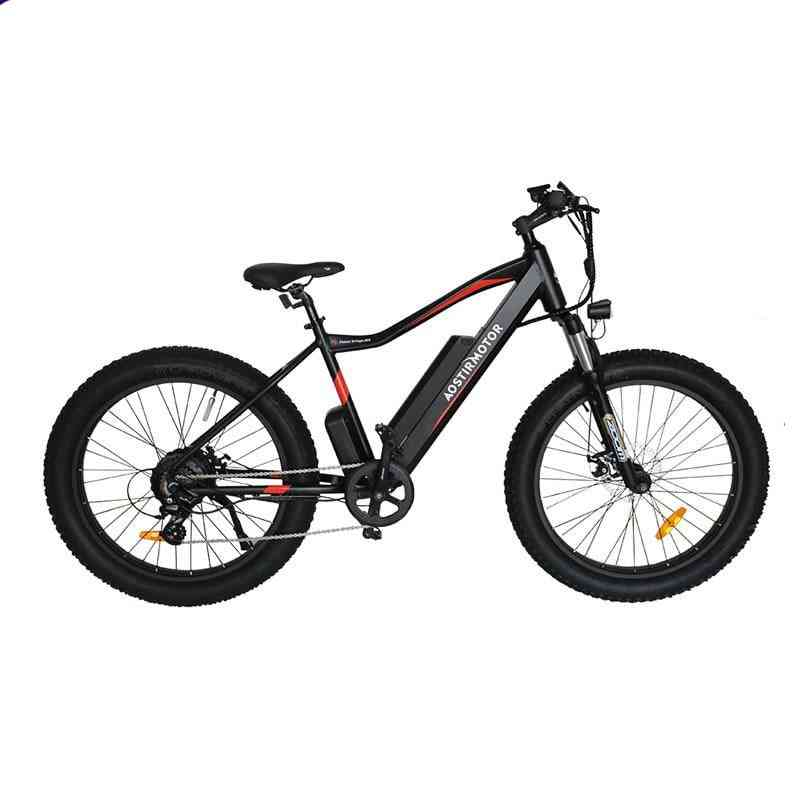 48v 10.4ah Electric Mountain Bicycle With Lcd Display