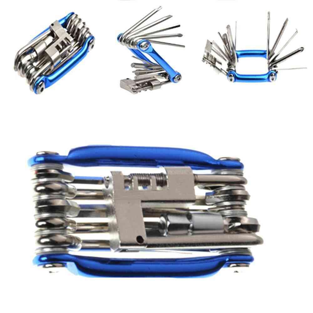 Bike Bicycle Multi Repair Tool Kit