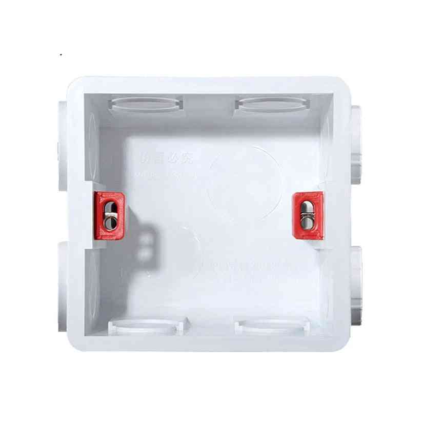 Wallmount Junction / Cassette Outlet Wall Switch Box