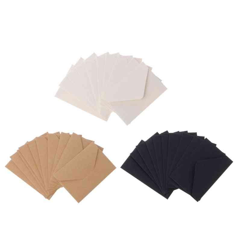 Multi-purpose Craft Paper Envelopes For Card, Scrapbooking