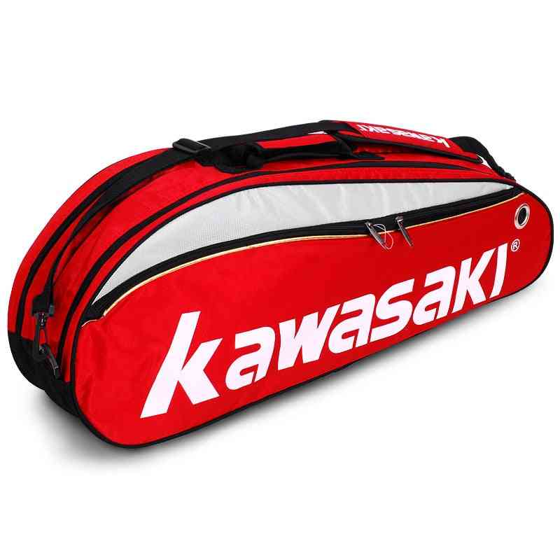 Badminton Single Shoulder Racket Sports Bags With Shoes