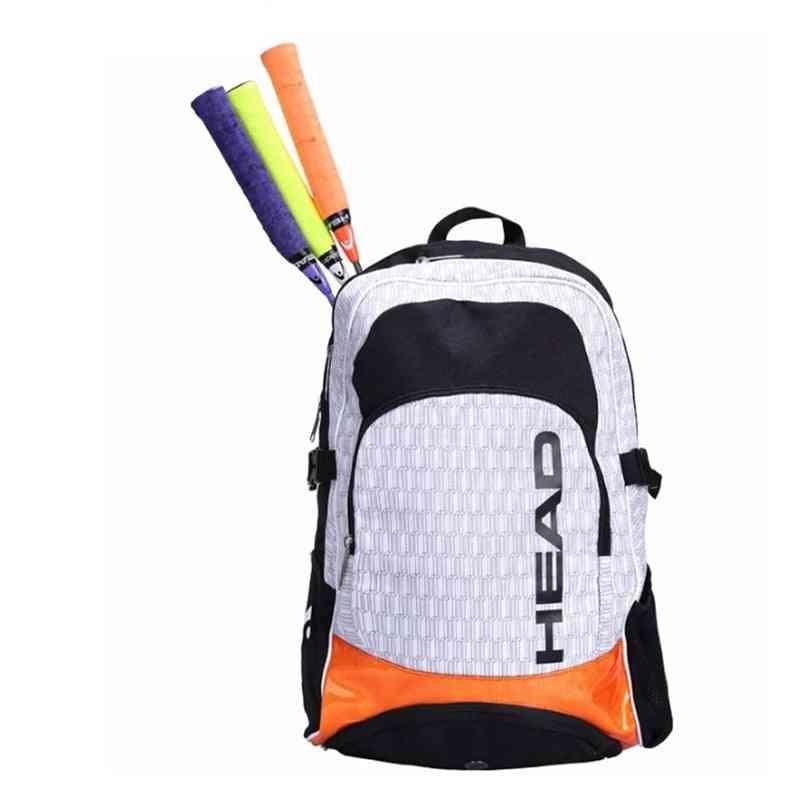 Badminton Backpack, Sports Training Squash Tennis Bags