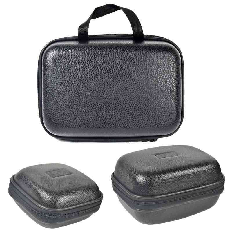 Leather Protective, Shockproof And Waterproof Hard Storage Case For Fishing Tackle