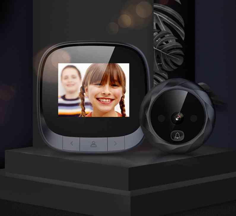 Electronic Digital Smart-door Viewer Camera