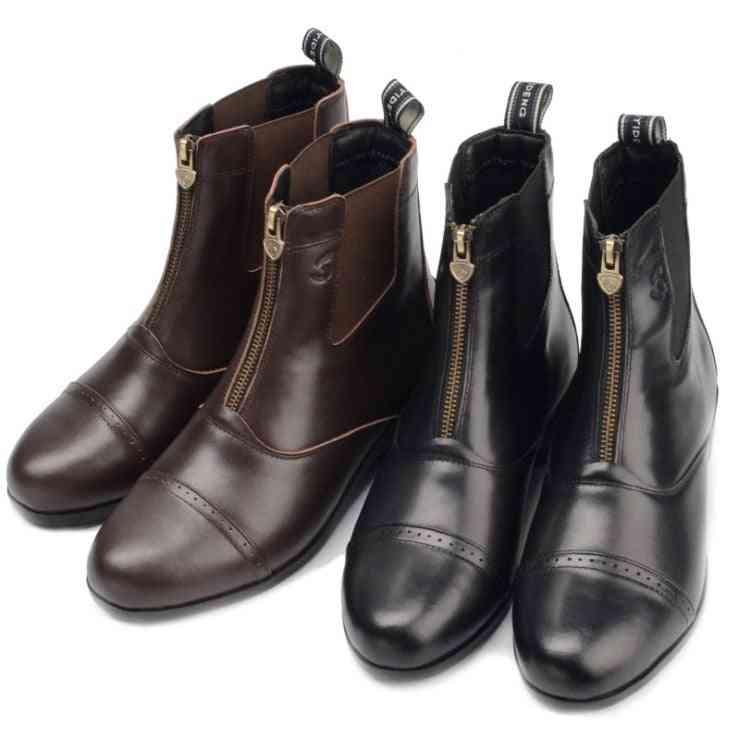 Breathable Horse Riding Boots And Women