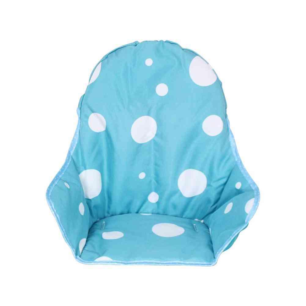 Children's Thickened Nonslip Baby Highchair Cushion Pad Mat Booster Seats