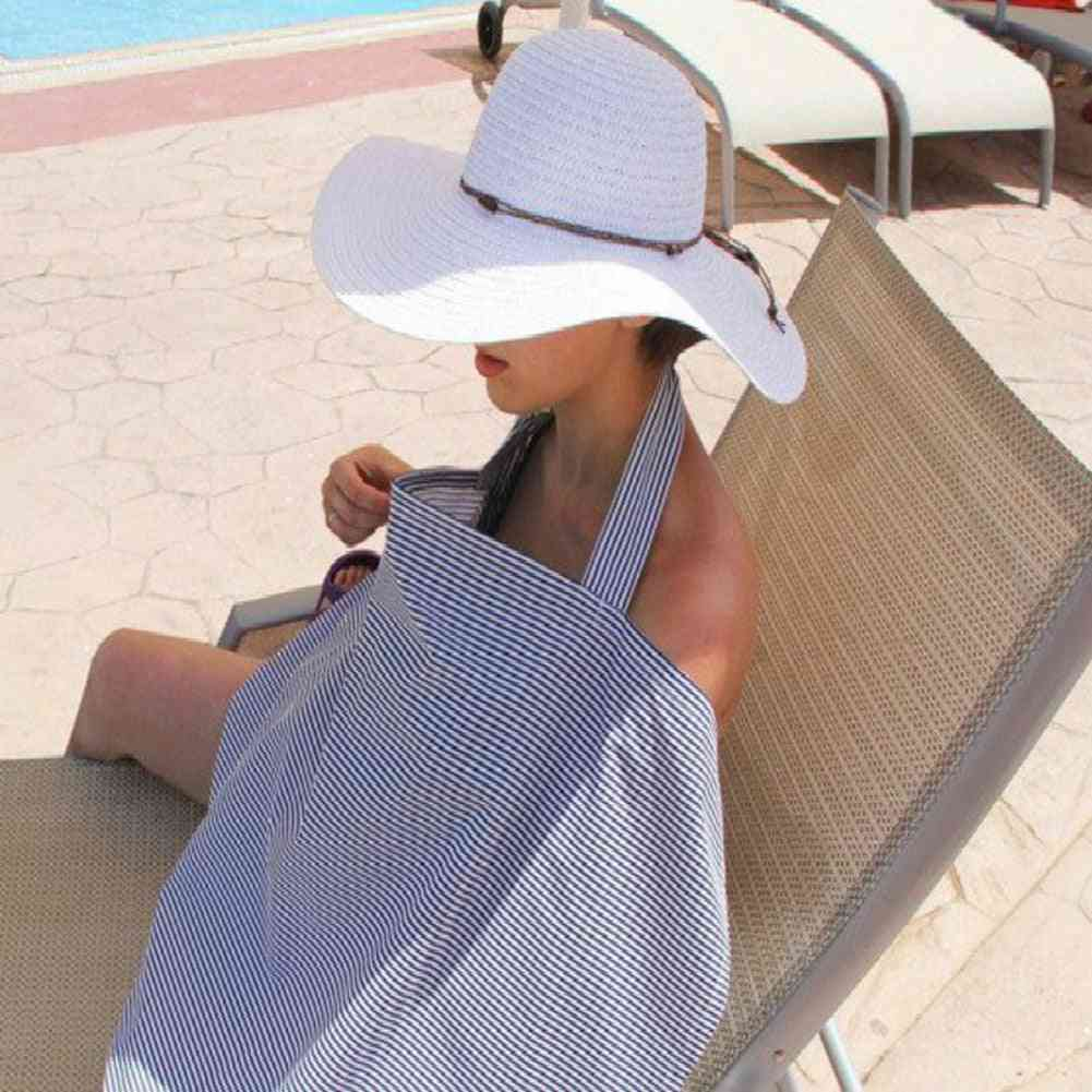 Cotton Breathable Out Breastfeeding Cover Towel
