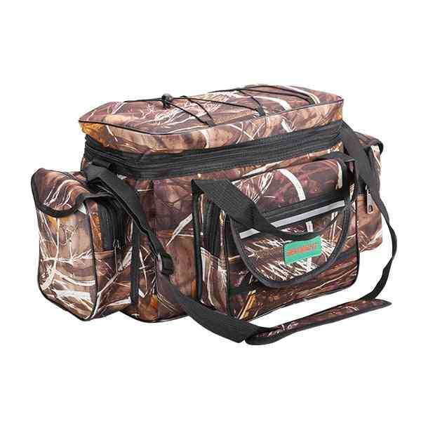 Multifunction Fishing Bag Reel Lure Bag
