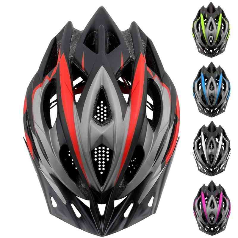 Ultraligh, Integrally-mold Cycling Helmet-safely Cap
