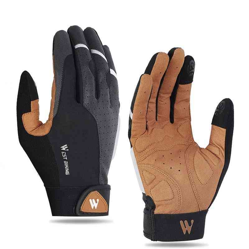 Men & Women Winter Windproof Skiing Fitness Gloves