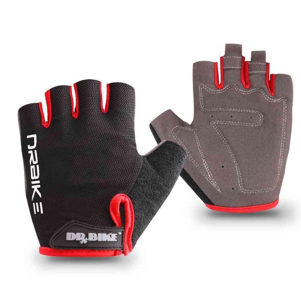 Bike / Cycling Half Finger Gloves & Women