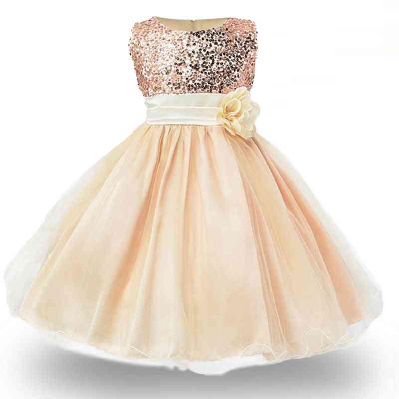 Teenage Girl's Princess Dresses For Wedding/party (set-1)